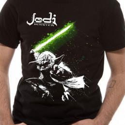 T-Shirt Maître Yoda Star Wars