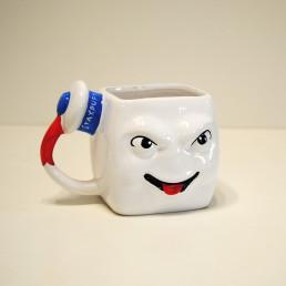 Mug 3D Ghostbusters Fantôme - Bibendum Chamallow