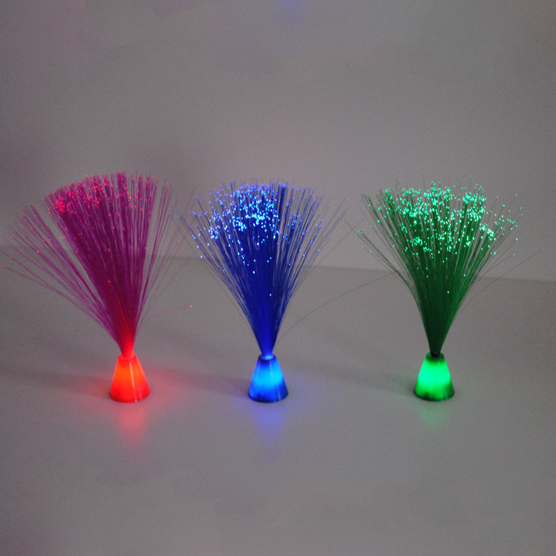 Fibre Optique Deco Acheter : Mini lampe à fibre optique cadeau design sur logeekdesign