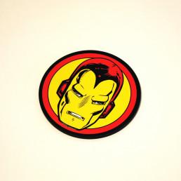 Sous-Verres Super-Héros Marvel - Lot de 4