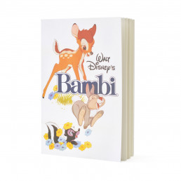 Carnet de Notes Bambi Disney