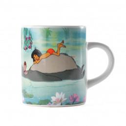 Tasse à Expresso Le Livre de la Jungle Disney - Mowgli et Baloo
