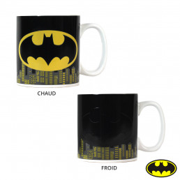 Mug Thermoréactif Batman