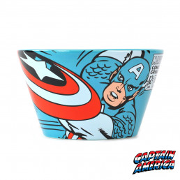 Bol Captain America Marvel Comics