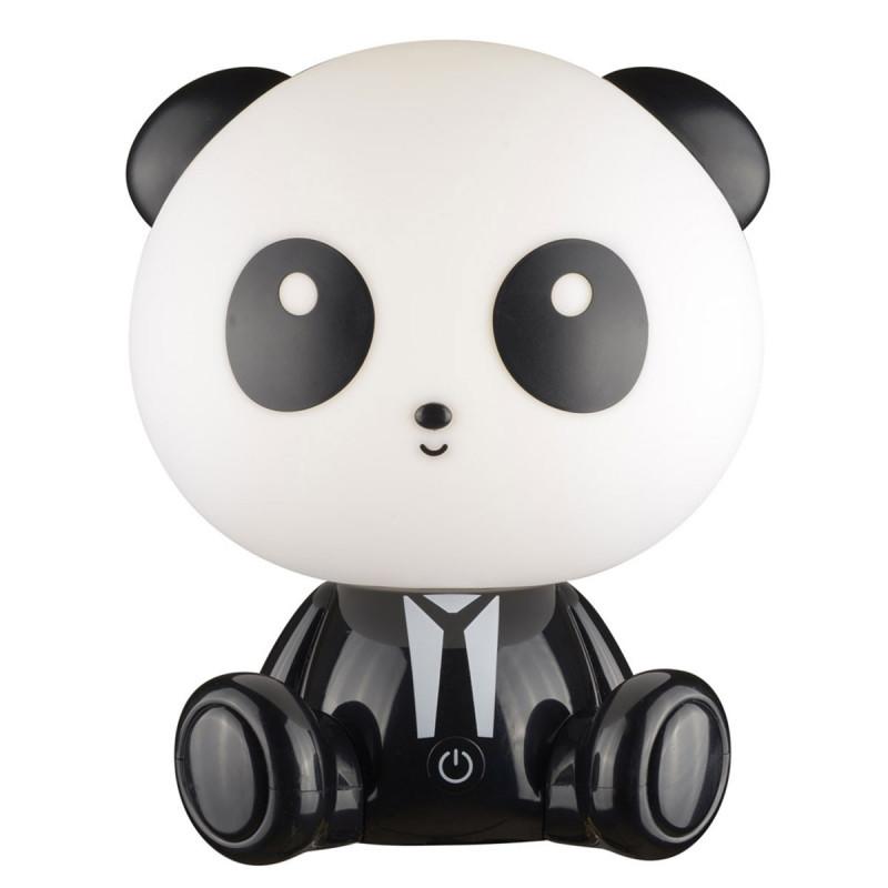 Panda Sur Logeekdesign De Pour Enfant Animaux Forme Veilleuse En kXZiuOP