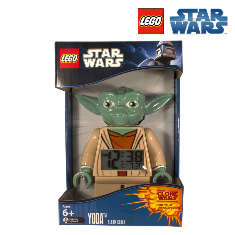 r veil lego yoda star wars cadeau star wars sur. Black Bedroom Furniture Sets. Home Design Ideas