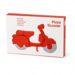 Roulette à Pizza Scooter