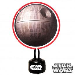 Lampe Néon Etoile de la Mort Star Wars