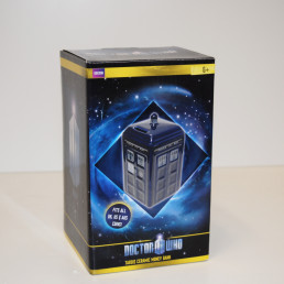 Tirelire Tardis Céramique Dr Who