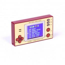 Mini Manette de Jeux Rétro Arcade - 100 Jeux 8-Bit
