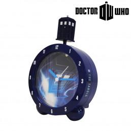 Réveil Tardis Dr Who Sonore