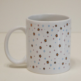 Mug Licorne - Fluffy Unicorn
