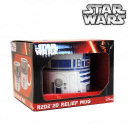 Mug R2D2 2D Star Wars