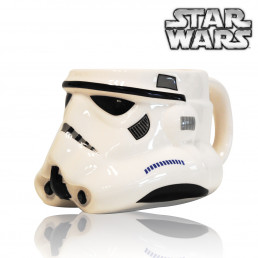 Tasse 3D Stormtrooper Star Wars