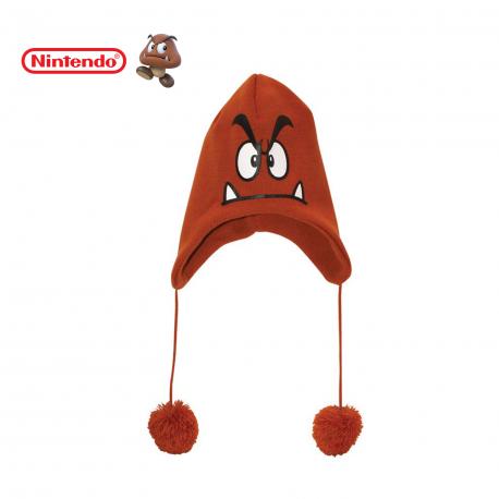 Bonnet Ski Nintendo Goomba