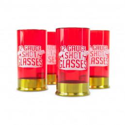 Shooters Cartouches - Lot de 4