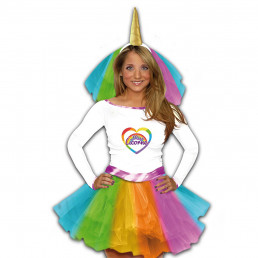 Costume Miss Licorne