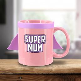 Mug Maman à Cape - Super Mum
