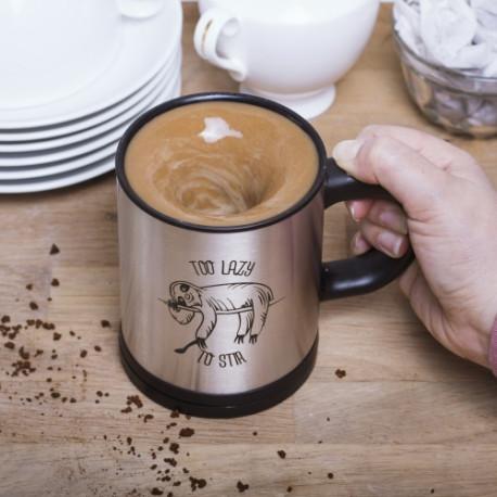 Mug avec Mélangeur Automatique Paresseux