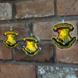 Guirlande Lumineuse Harry Potter Poudlard