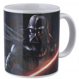 Mug Thermoréactif Combat Dark Vador Star Wars