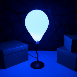 Lampe Ballon Multicolore