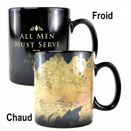 Mug Thermoréactif Game of Thrones - Westeros
