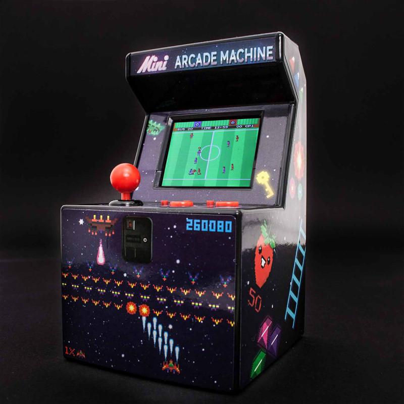 adeau Pour HommeMini Borne d'Arcade - 240 jeux