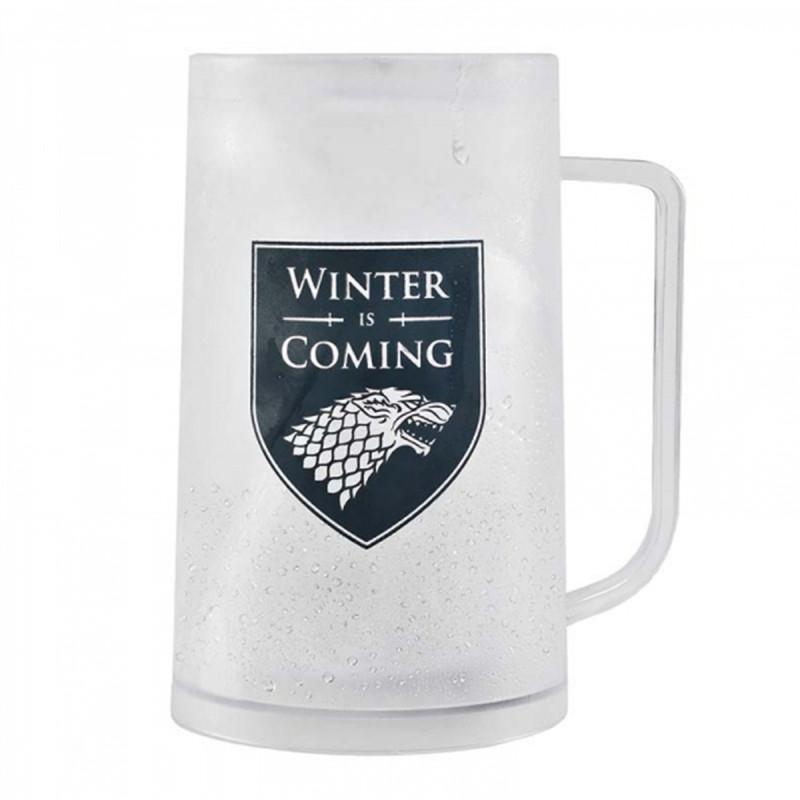 Chope Réfrigérée Game of Thrones - Winter is Coming