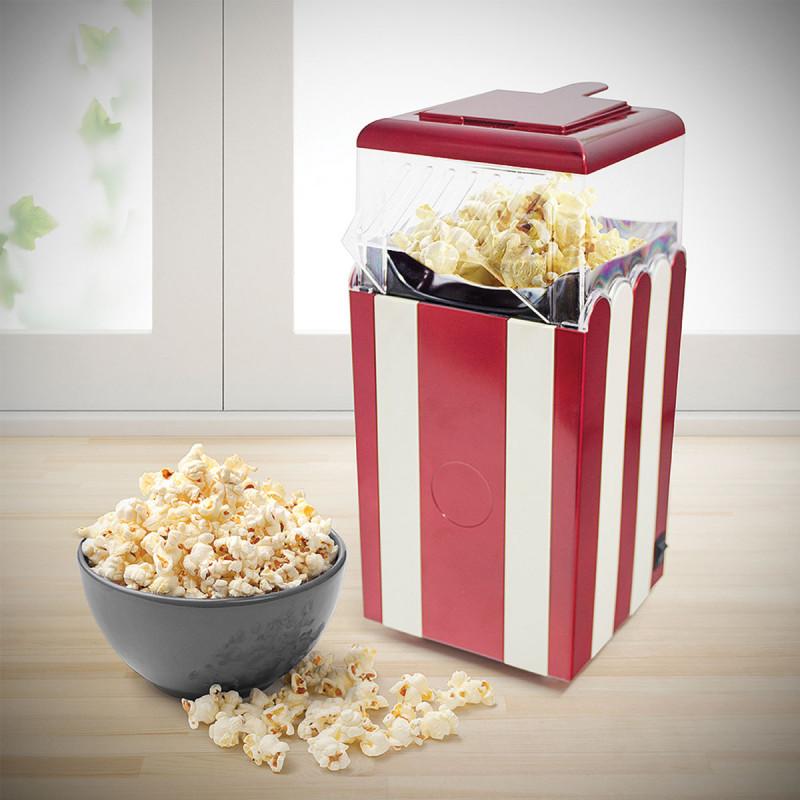 machine pop corn rouge et blanche fa on f te foraine sur logeekdesign. Black Bedroom Furniture Sets. Home Design Ideas