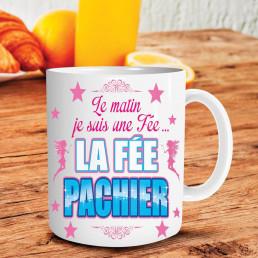 Mug la Fée Pachier