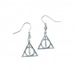 Boucles d'Oreilles Harry Potter Symboles