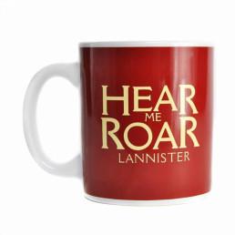 Mug Game of Thrones Lannister