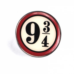 Badge Harry Potter 9 3/4