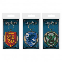 Porte-Clés Caoutchouc Harry Potter