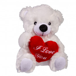 Peluche Ours I Love You