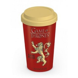 Mug de Voyage Game of Thrones Lannister