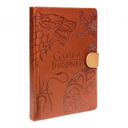 Carnet de Notes Deluxe Game of Thrones