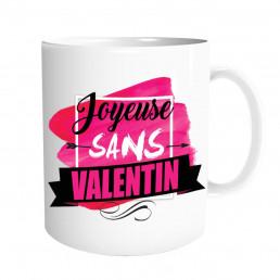 Mug Joyeuse Sans Valentin