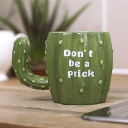 Mug Cactus 3D
