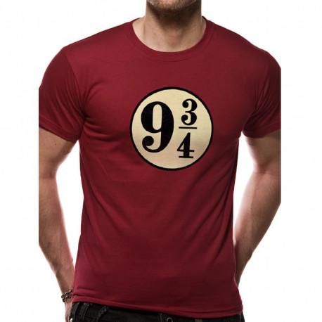 T-Shirt Harry Potter Voie Express 9 3/4
