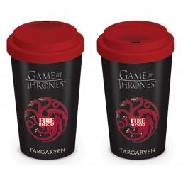 Mug de Voyage Game of Thrones Targaryen