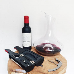 Coffret Bouteille Vin Original