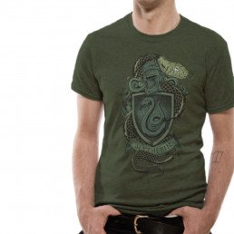 T-Shirt Harry Potter Serpentard
