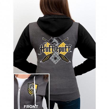 Veste Femme Harry Potter Poufsouffle