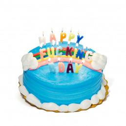 Bougies Happy Fucking Birthday