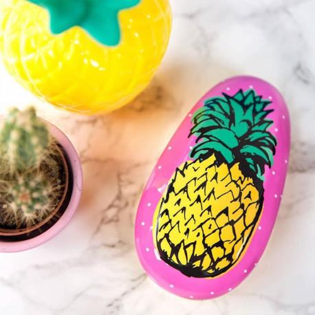 Brosse Démêlante Parfum Ananas