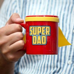 Mug Papa à Cape - Super Dad