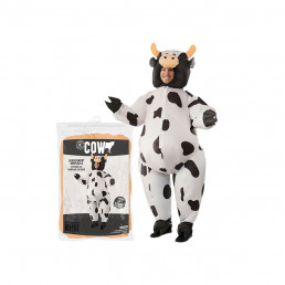 Costume Vache Gonflable
