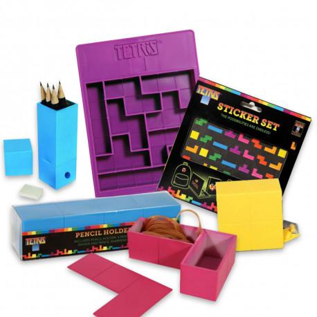 Pack'cadeaux Bureau Tetris